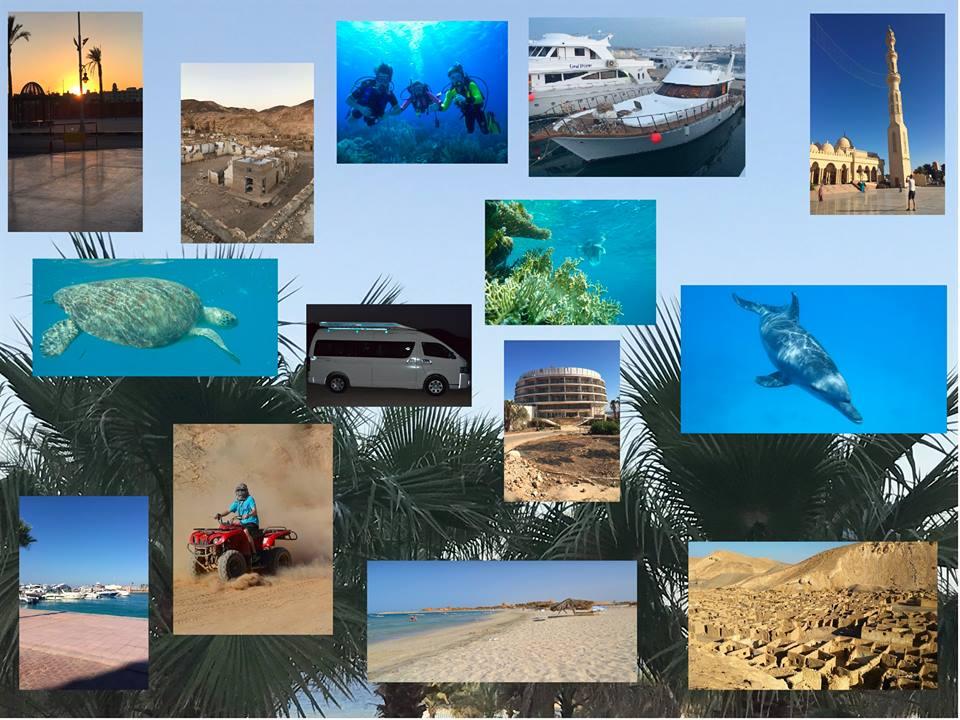 Videogalerie Privatausflüge mit AT-Touren in Hurghada