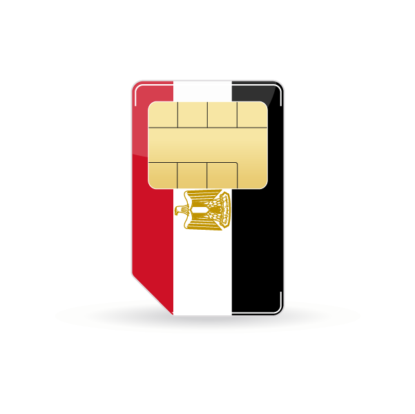 Internet Sim Karte in Ägypten