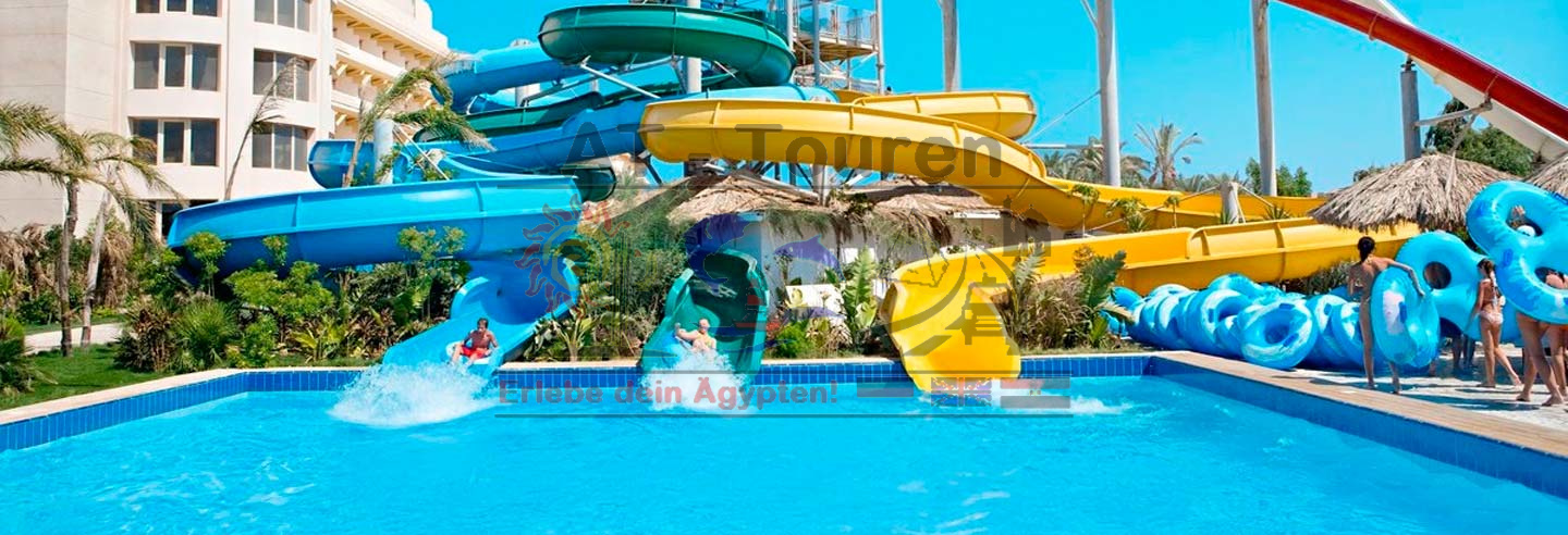 Aqua Park Hurghada - Jungle Hotel AT-Touren