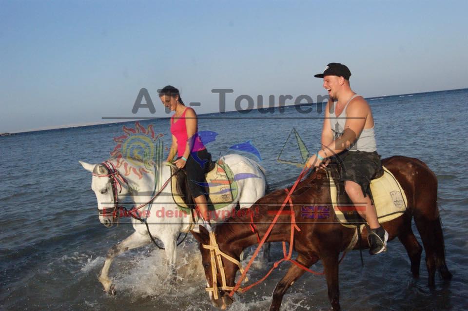Reiten in Hurghada am Roten Meer