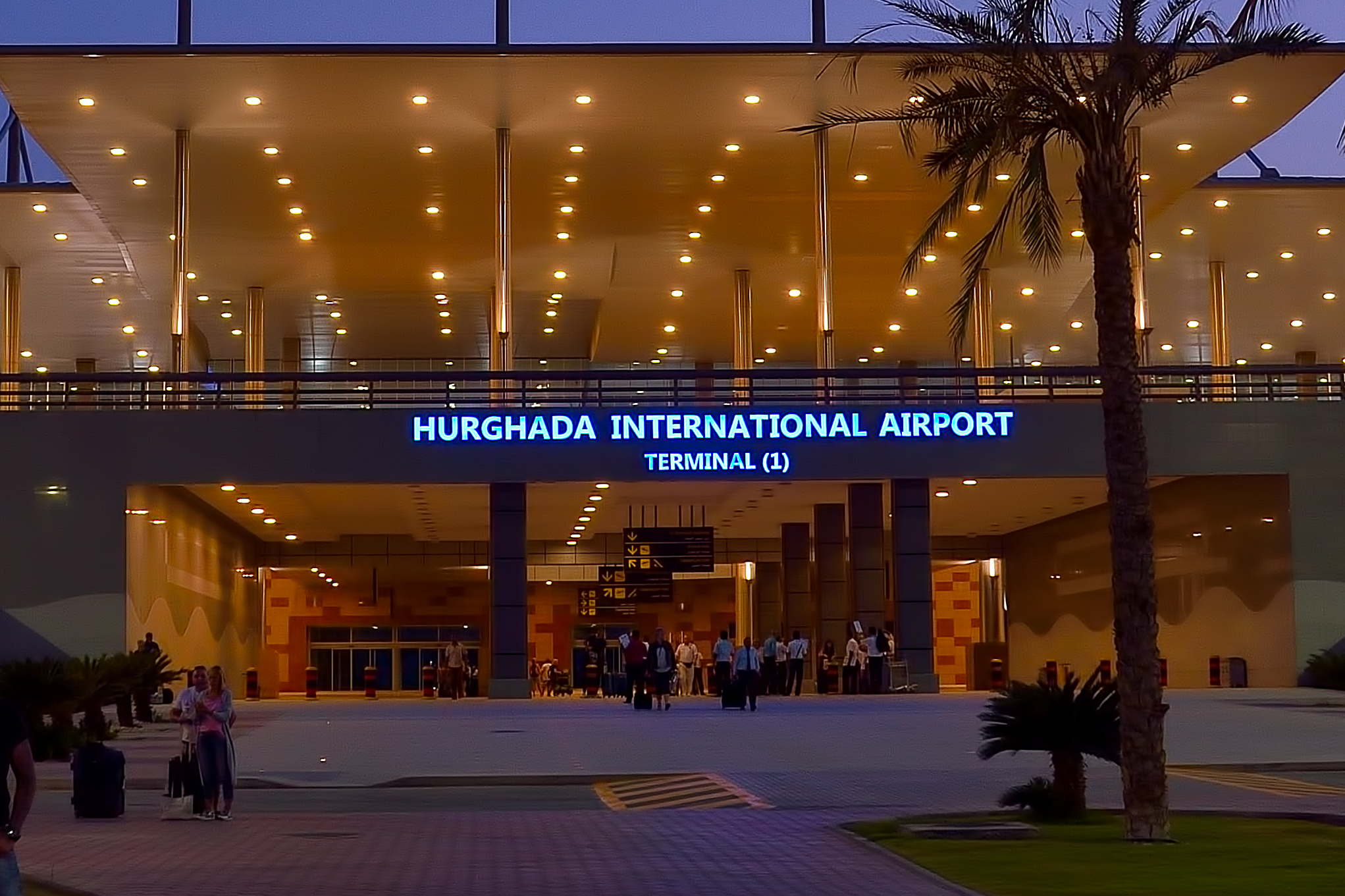 Private Airport Transfer from Hurghada
