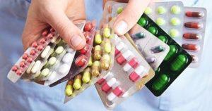Ägyptische Medikamente