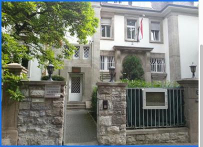 Visumantrag Generlakonsulat der Arabischen Republik Ägypten Frankfurt am Main