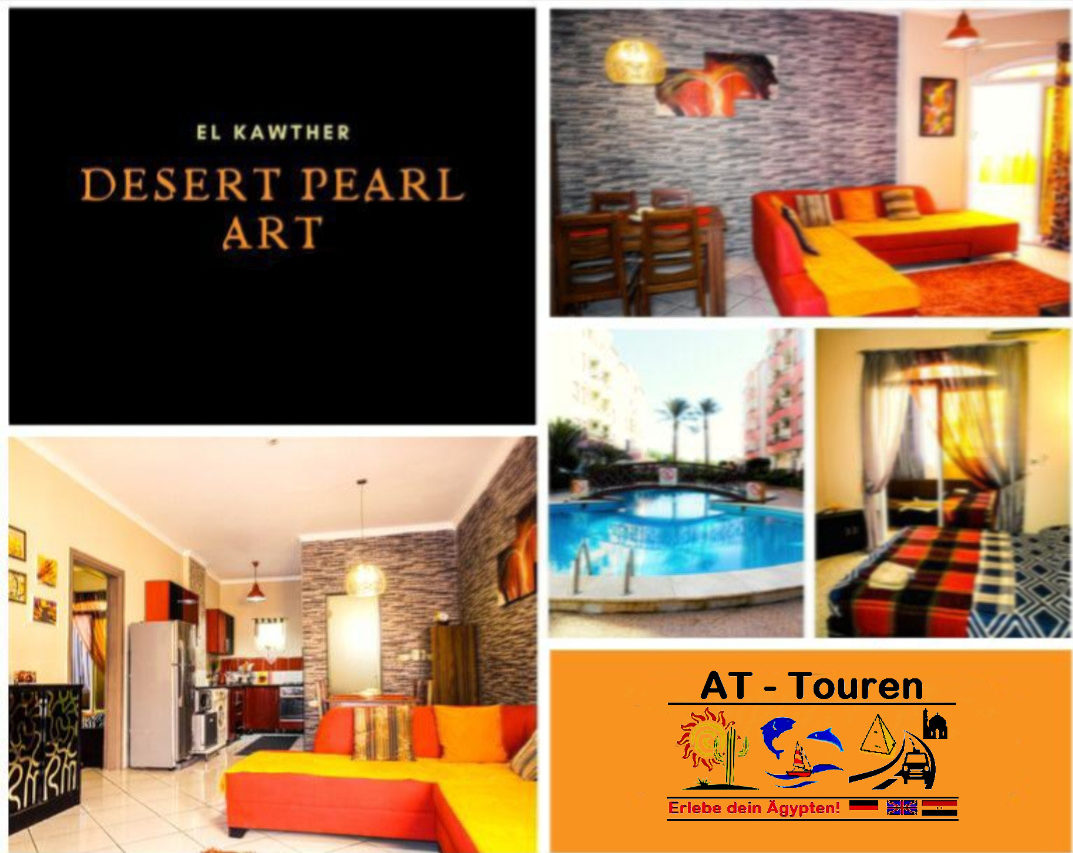 Holiday Apartments in Hurghada on the Red Sea